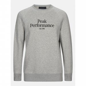 Bluza Peak Performance M ORIGINAL CREW