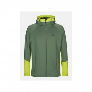 Bluza z kapturem Peak Performance M RIDER ZIP HOOD